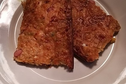 Schüttel - Pizza