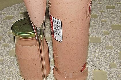 Erdbeer - Sahne - Likör 2