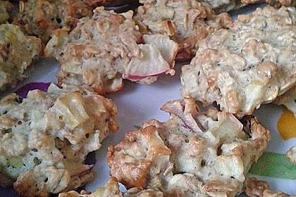 Apfel - Cookies (Bild)