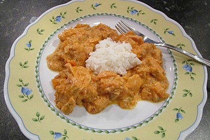 Fischfilet in Tomaten - Estragon - Sauce 12