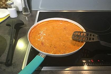 Fischfilet in Tomaten - Estragon - Sauce 14