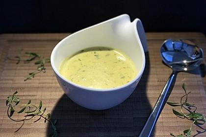 Absolut gelingsichere Sauce nach Art einer Béarnaise 13