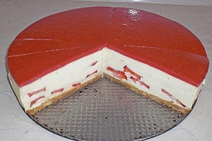 Philadelphia - Erdbeer - Torte 4