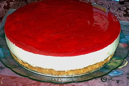 Philadelphia - Erdbeer - Torte 1
