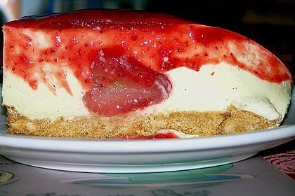 Philadelphia - Erdbeer - Torte 12