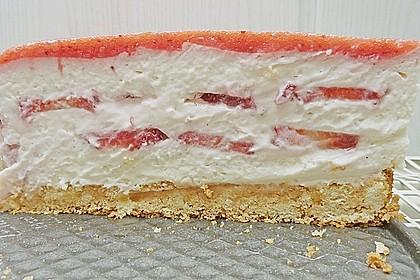 Philadelphia - Erdbeer - Torte 9