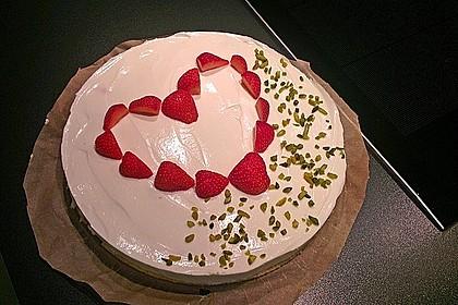Philadelphia - Erdbeer - Torte 5