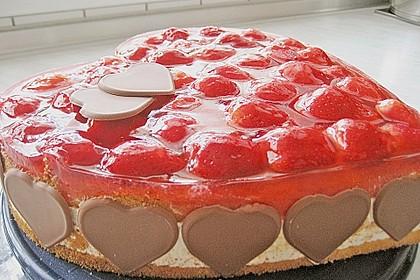 Käse - Sahne - Torte 3