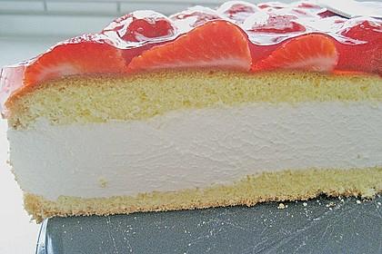Käse - Sahne - Torte 4