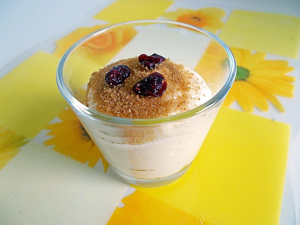 Amerikanischer Kühlschrank Quark : Vanille quark von yvonne chefkoch