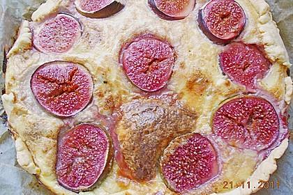 Feigen - Gorgonzola - Quiche 10