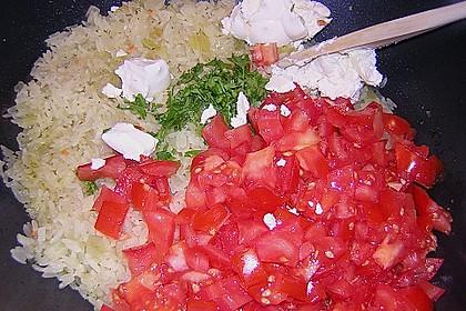 1A gefüllte Paprikaschoten mit Tomatenrahmsoße 47