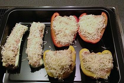 1A gefüllte Paprikaschoten mit Tomatenrahmsoße 55
