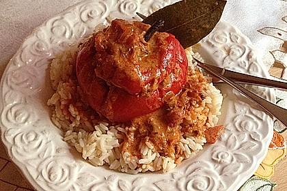 1A gefüllte Paprikaschoten mit Tomatenrahmsoße 13