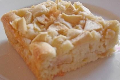 Apfelkuchen vom Blech 21