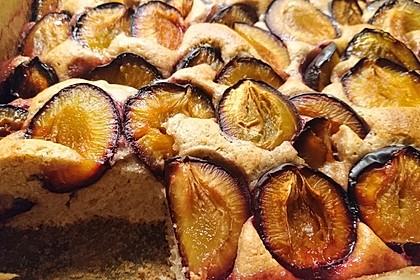 Apfelkuchen vom Blech (Bild)