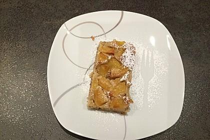 Apfelkuchen vom Blech 13
