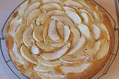 Apfelkuchen vom Blech 4
