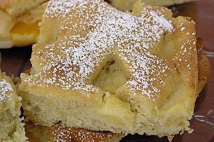 Apfelkuchen vom Blech 3