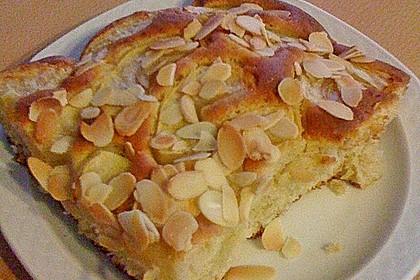 Apfelkuchen vom Blech 11