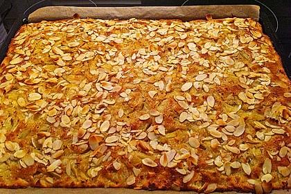 Apfelkuchen vom Blech 5