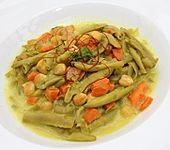 Julies Kichererbsen-Bohnen-Curry (Bild)