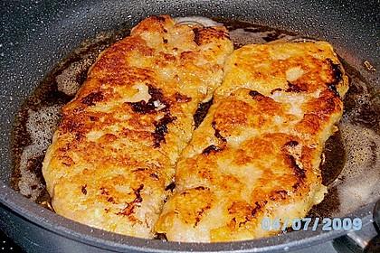 Zwiebel - Sahne - Schnitzel 17