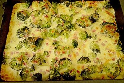 Kartoffel - Brokkoli - Auflauf 4