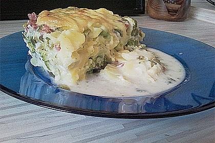 Kartoffel - Brokkoli - Auflauf 6