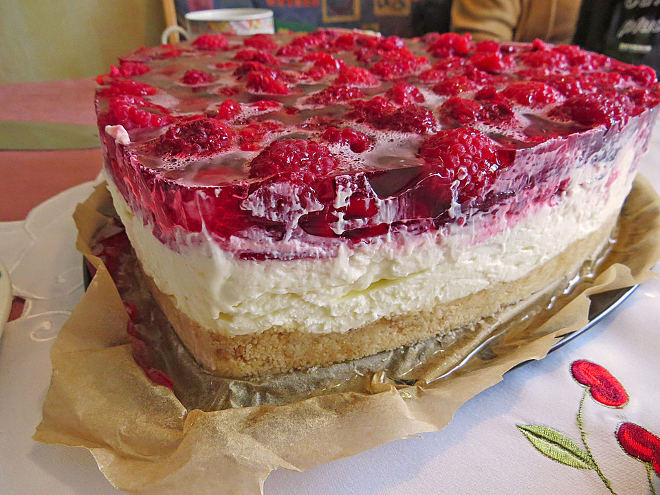 Kirsch Schmand Kuchen Von Ninegranini Chefkoch De