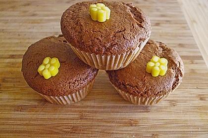 Erdnussbutter - Nutella - Muffins 7