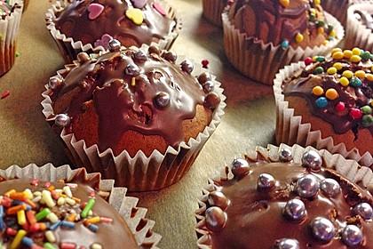 Erdnussbutter - Nutella - Muffins 4