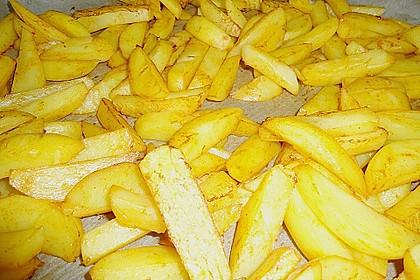 Fettarme Pommes 60