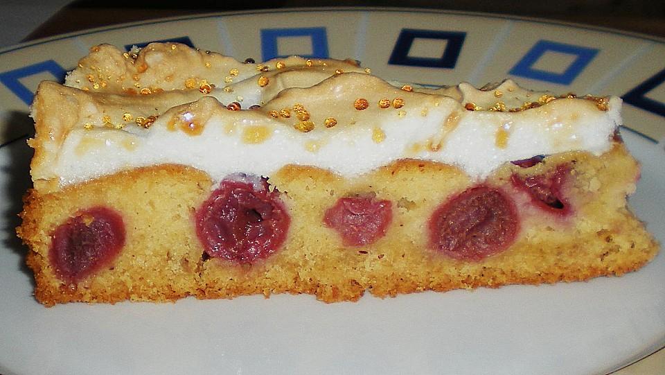 Himbeer Marzipan Baiser Torte Von Nomi Chefkoch De