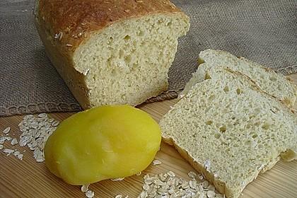 Hafer - Kartoffel - Brot