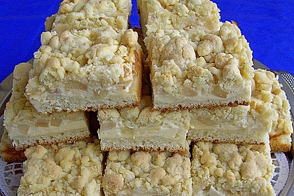 Apfel - Streusel - Kuchen 5
