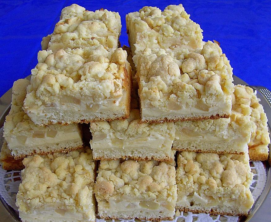 Apfel Streusel Kuchen Von Hobbybackerin1 Chefkoch De