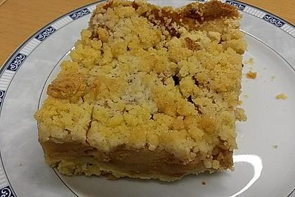 Apfel - Streusel - Kuchen 4