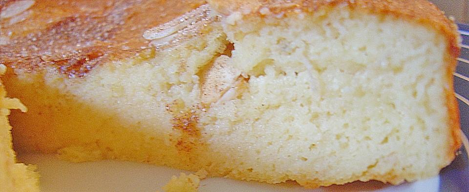 Bananen Quark Griess Kuchen Von Antje2410 Chefkoch De