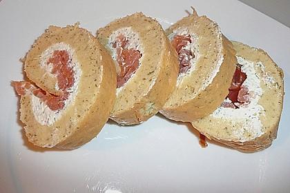 Pikante Biskuitrolle 2
