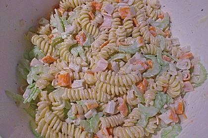 Surimi - Nudel - Salat (Bild)