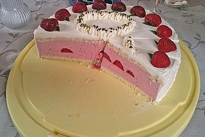 Pistazien - Erdbeer - Torte 13