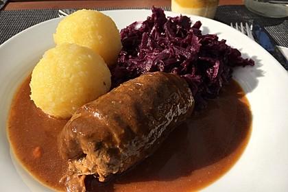 Sächsisches Rotkraut  à la Mama