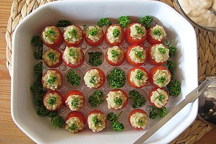 Auberginensalat 1