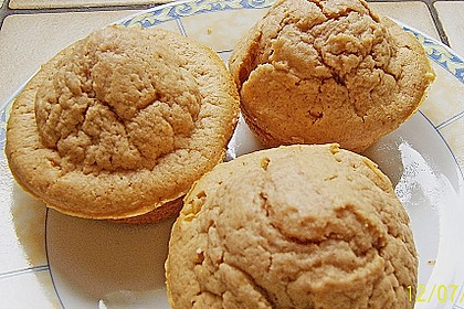 Gausis Bailey's - Zimt - Muffins