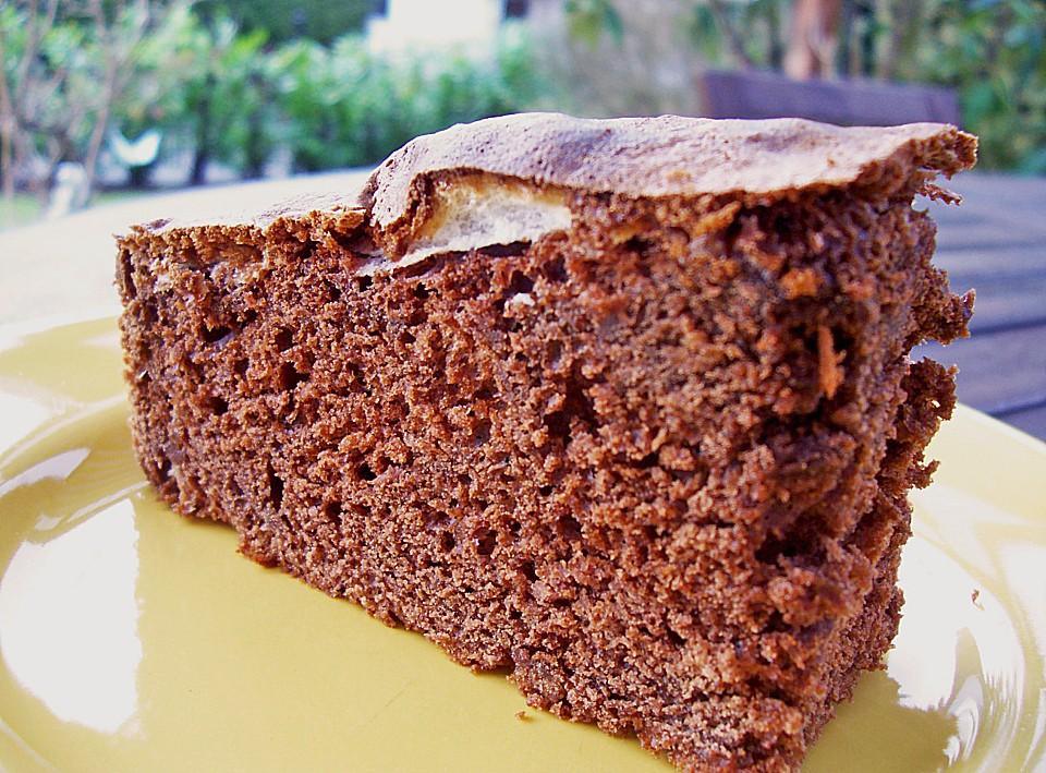 Schokoladen Buttermilch Kuchen