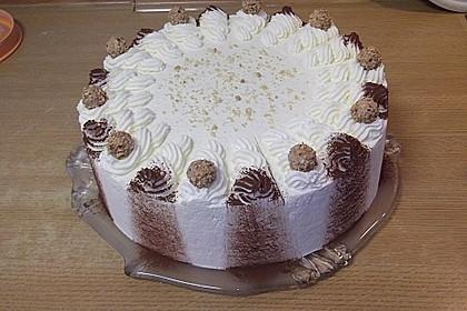 Baileys - Mascarpone - Torte (Bild)