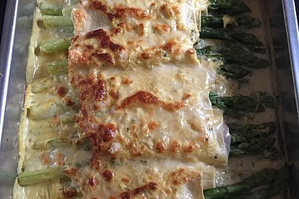 Spargel - Cannelloni 1