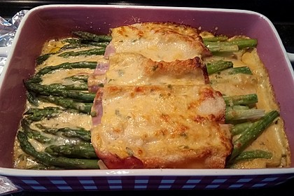Spargel - Cannelloni 6