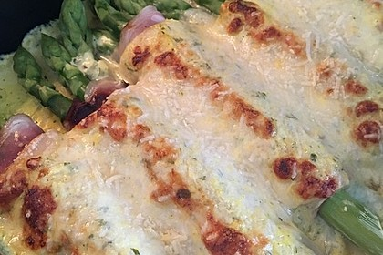 Spargel - Cannelloni 2